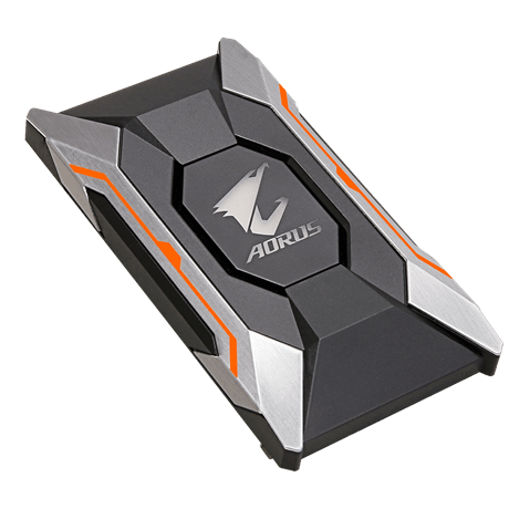AORUS SLI HB bridge (2 slot spacing)